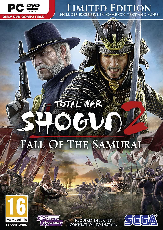 Image de Total War: Shogun 2 Fall of the Samurai - Limited Edition (PC DVD)