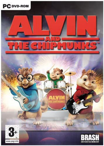 Picture of Alvin and the Chipmunks