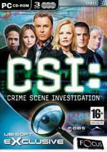 Imagen de CSI: Crime Scene Investigation