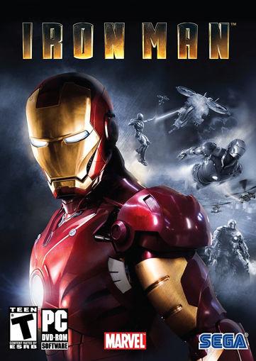 Iron Man pc