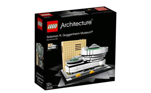 LEGO Architecture Solomon R. Guggenheim Museum® (21035)