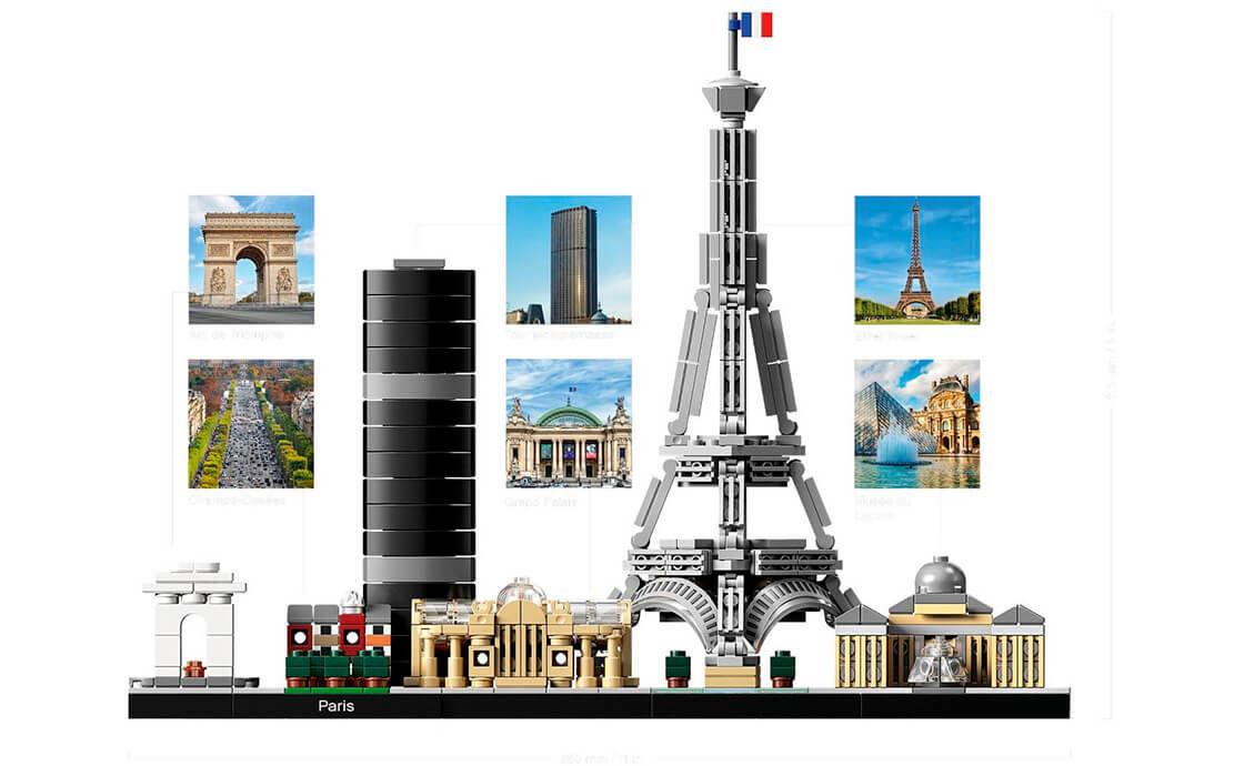 LEGO Architecture Paris (21044)