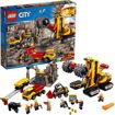 LEGO City לגו עיר אתר מומחי הכריה 60188
