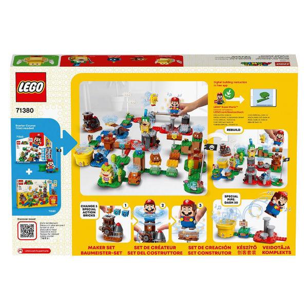 Imagen de Lego Super Mario 71380 Master Your Adventure Maker Set