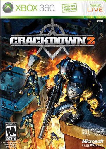 Crackdown 2 - Xbox 360