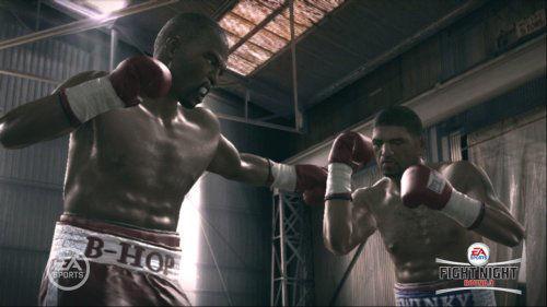 Fight Night Round 3 (Classics) (Xbox 360)