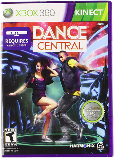 Dance Central - Kinect