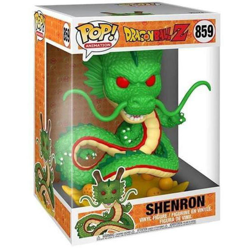 "POP Animation: DBZ S8- 10"" Shenron Dragon"