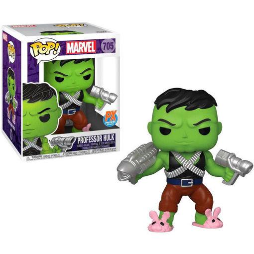"POP Marvel: 6"" Professor Hulk w/ (GW) Chase"