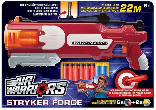 Изображение Air Warriors Stryker Force
