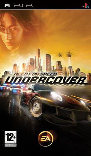 PSP NEED FOR SPEED UNDERCOVER
