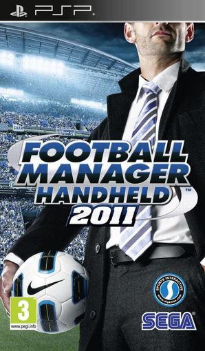FOOTBALL MANAGER HANDHELD 2011 PSP