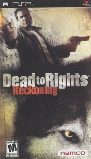 Dead to Rights PSP