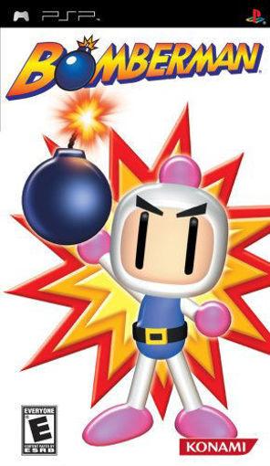 Bomberman - PSP