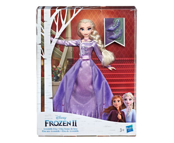 Frozen 2 Fashion Deluxe - Elsa