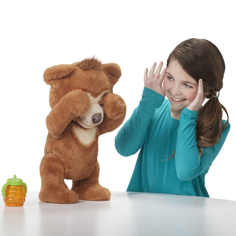 Imagen de FurReal Cubby The Curious Bear