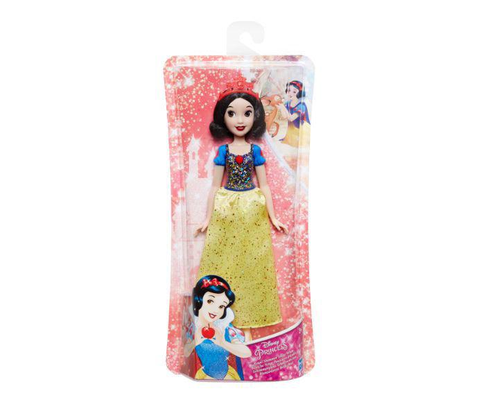 Snow White twinkles