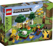 Imagen de LEGO Minecraft - The Bee Farm 21165