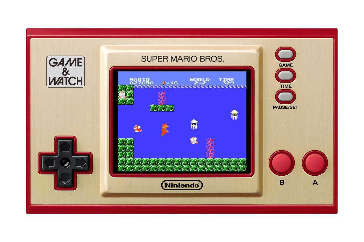 Image de Game & Watch: Super Mario Bros