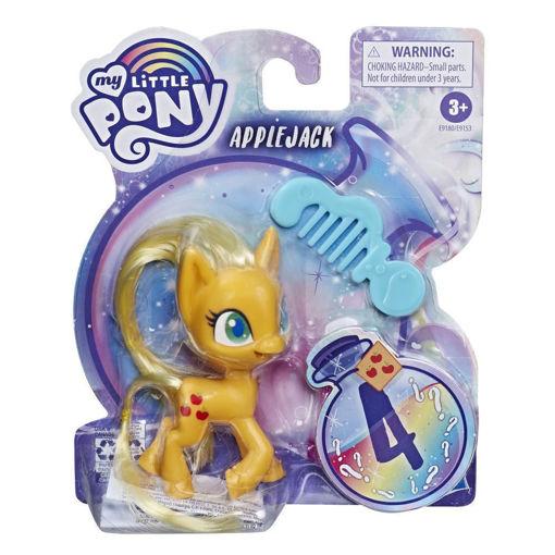 My Little Pony Magic pony with Applejack comb
