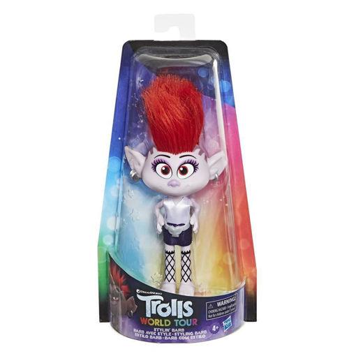 DreamWorks Trolls Stylin' Barb Fashion Doll