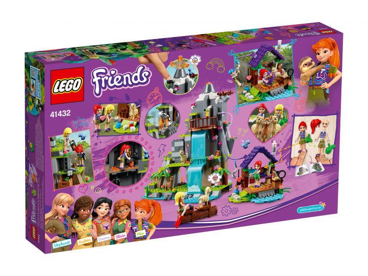 Lego Friends Alpaca Mountain Jungle Rescue