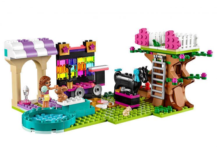 Lego Friends Heartlake City Brick Box