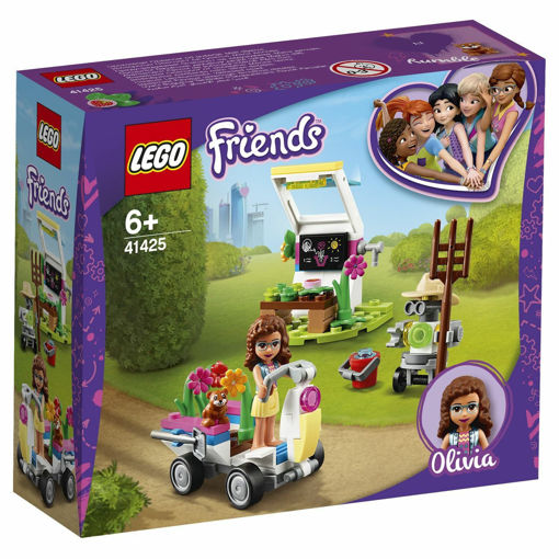 Lego Friends Olivia's Flower Garden