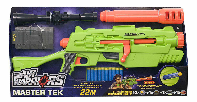 Imagen de Buzz Bee Toys Ultra Master Tek Blaster par