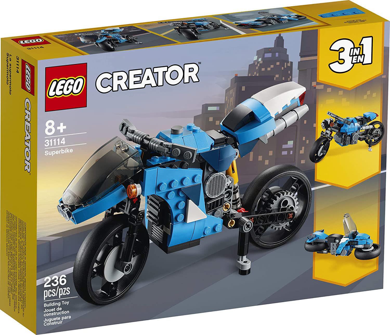 Изображение Lego Creator  Superbike 31114