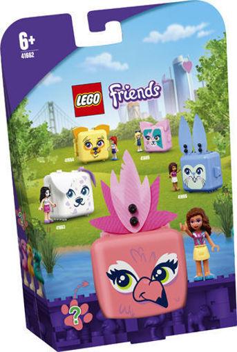 Imagen de Lego Friends - Olivia's Flamingo Cube 41662