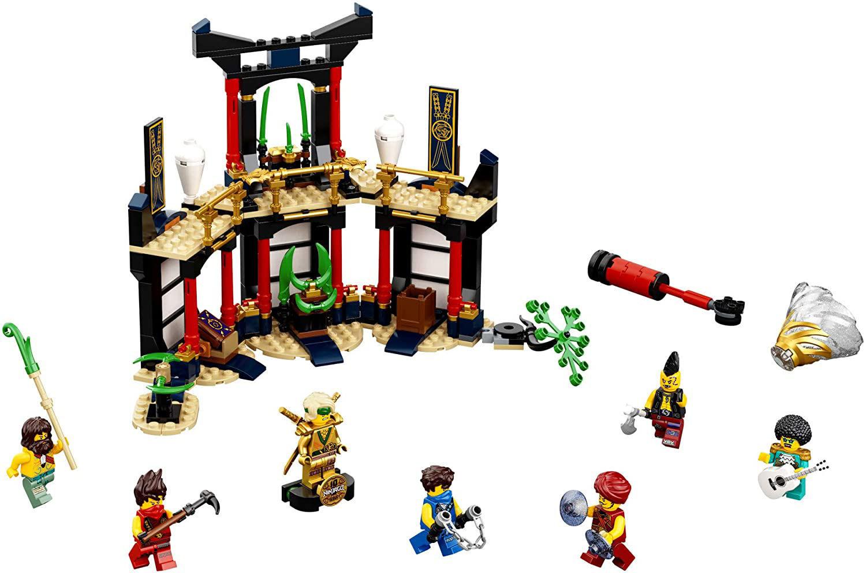 Image de LEGO NINJAGO Legacy Tournament of Elements 71735