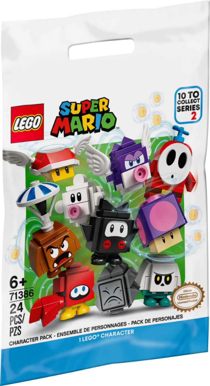 Imagen de Lego Super Mario Surprise Character Packs – Series 2