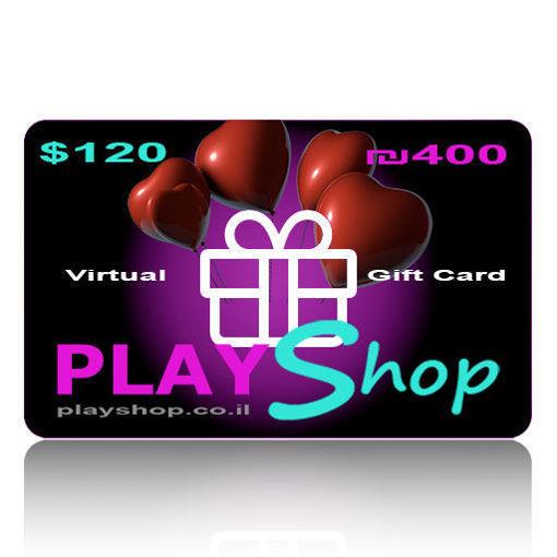 Imagen de $120 Virtual Gift Card With Love