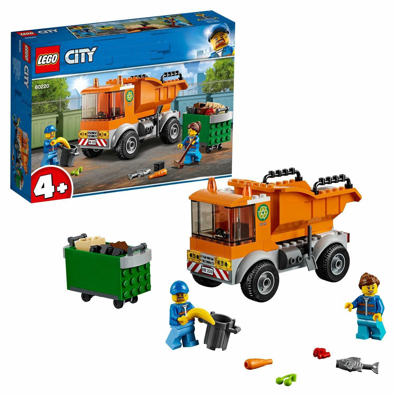 Lego City Garbage Truck 60220