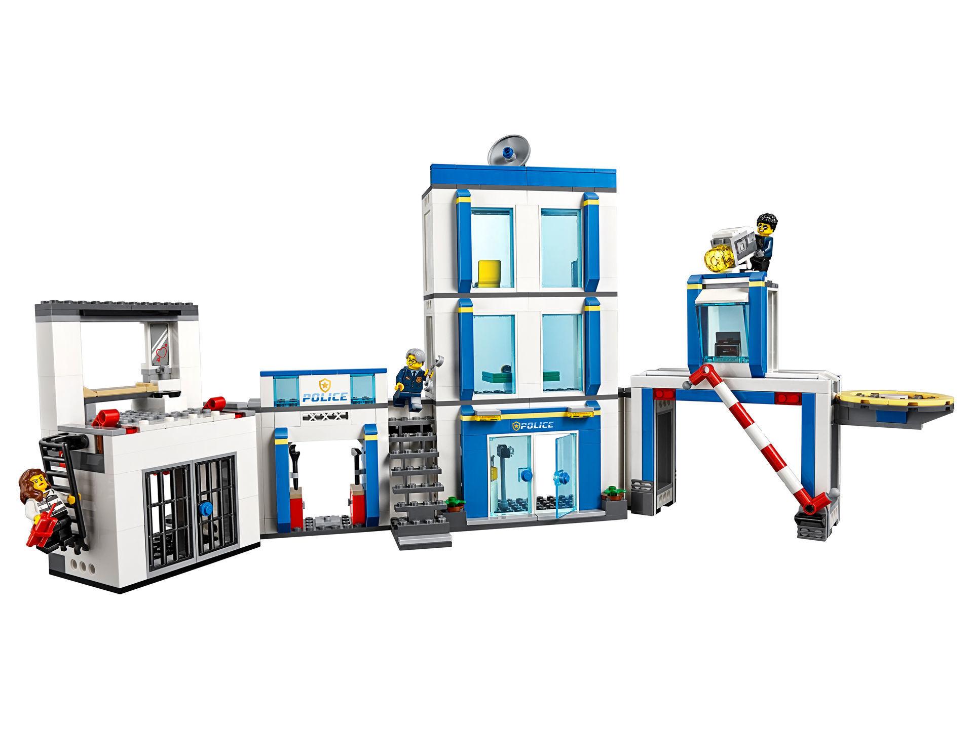 Lego City Police Station 60246