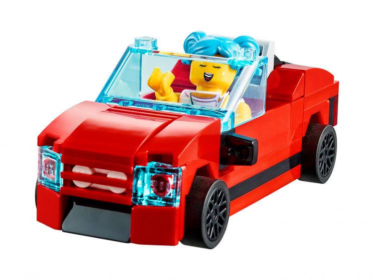 Lego City - Passenger Plane 60262