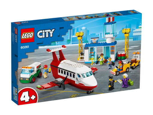Lego City - Central Airport 60261