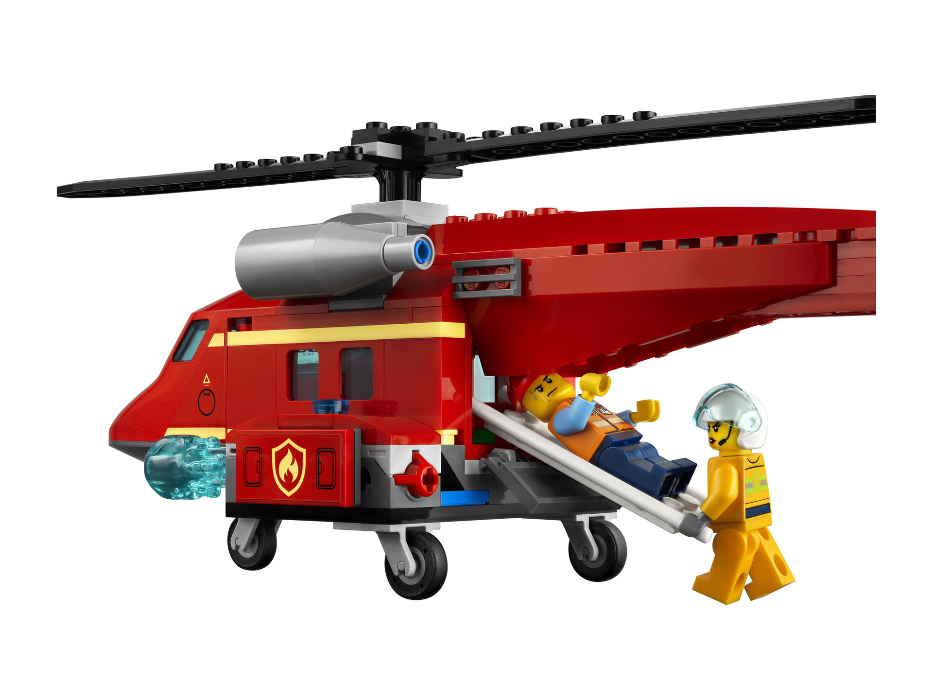 Lego City - Fire Rescue Helicopter 60281