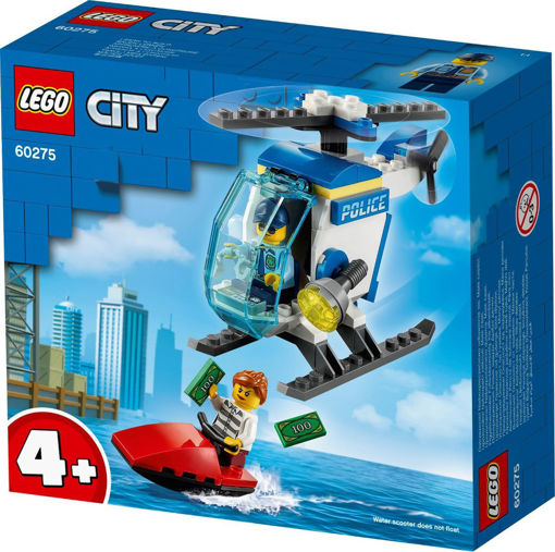 Изображение LEGO City Police Helicopter 60275