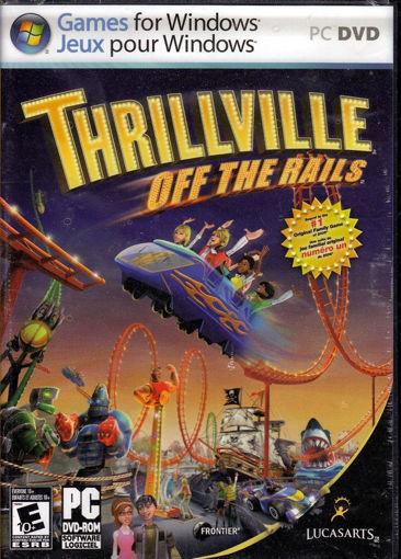 Thrillville: Off The Rails PC