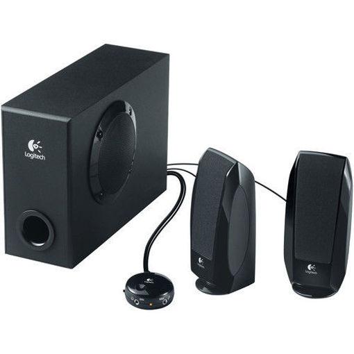 Изображение Logitech S-220 Speaker System