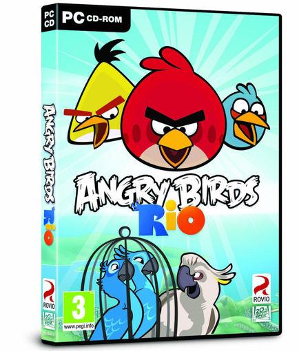 Angry Birds Rio PC