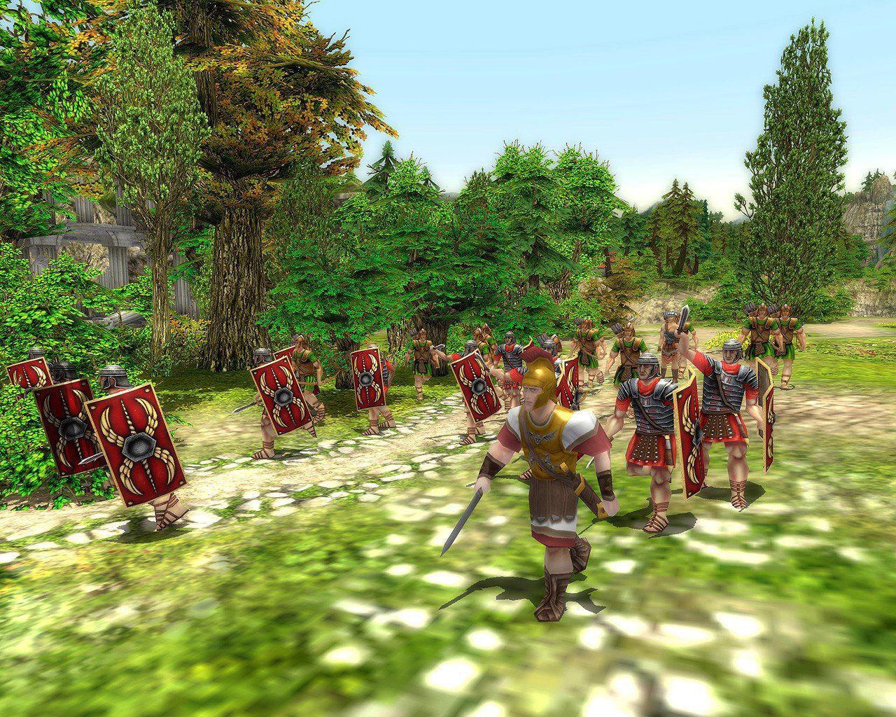 Glory of the Roman Empire - PC