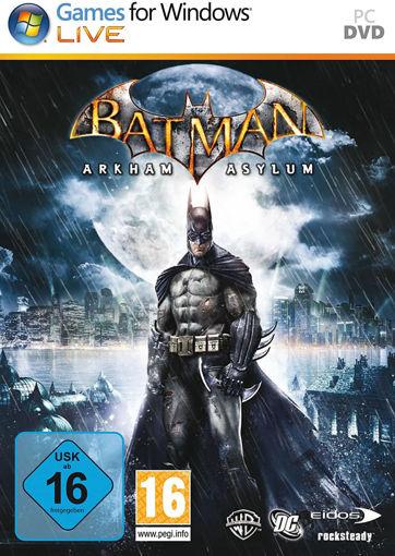 Batman: Arkham Asylum (PC DVD)