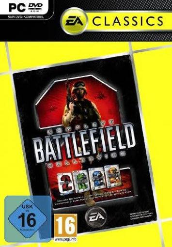 Battlefield 2 Complete Collection, EA Classics