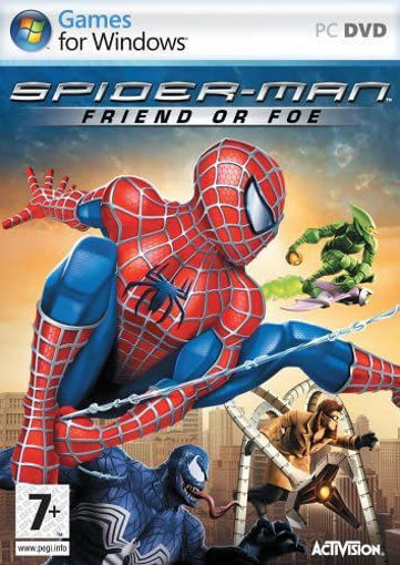 Spider-man: Friend or Foe PC