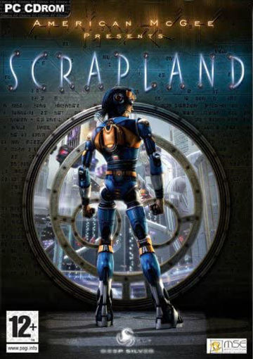 American McGee Presents Scrapland PC
