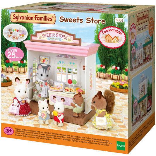 Immagine di Sylvanian Families Sweets Store