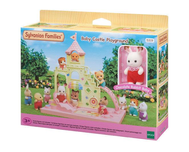 Baby Castle Playground